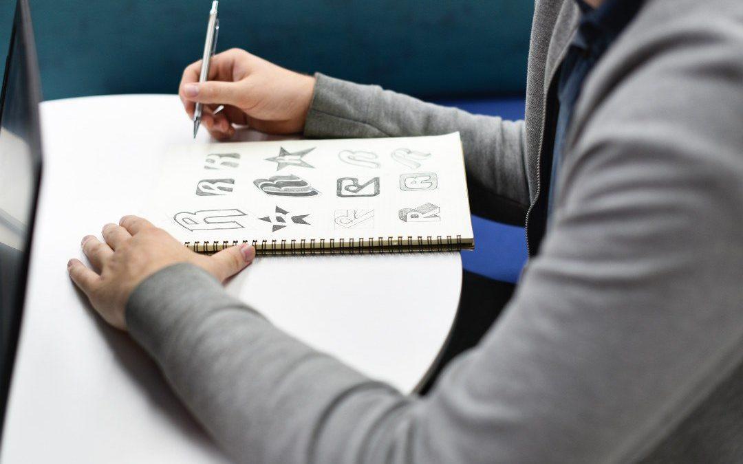 3 enkla sätt att fixa en logotyp (om du inte är grafisk designer)