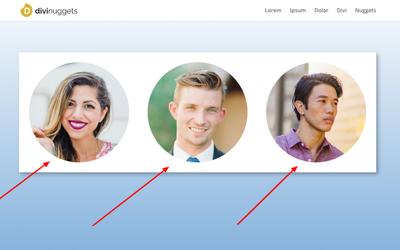 Skapa runda bilder direkt i WordPress (utan Photoshop)
