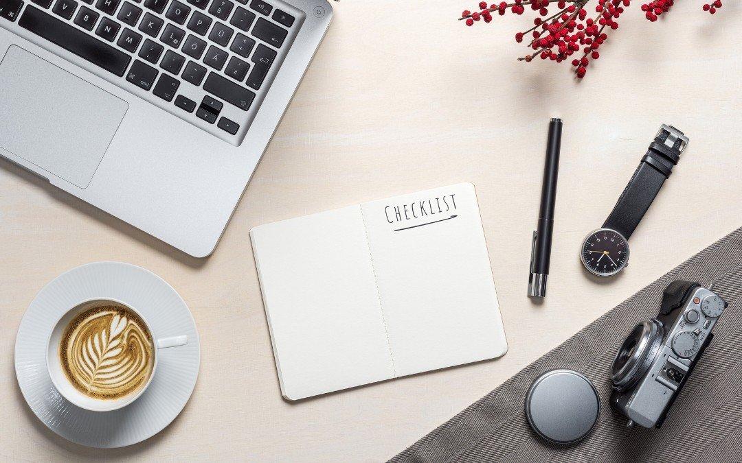 ✔ Checklista: 10 saker att göra efter lanseringen av din WordPress-hemsida